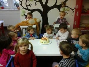 Aničky narozeniny
